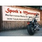 More About Spock's Motorcycles