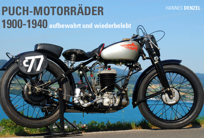 Puch Motorräder von 1900 bis 1940