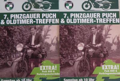 7. Pinzgauer Oldtimertreffen