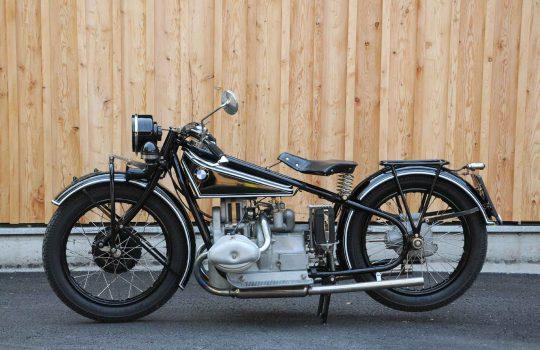 """der feuchte Traum"" – BMW R 63 750ohv 1928"